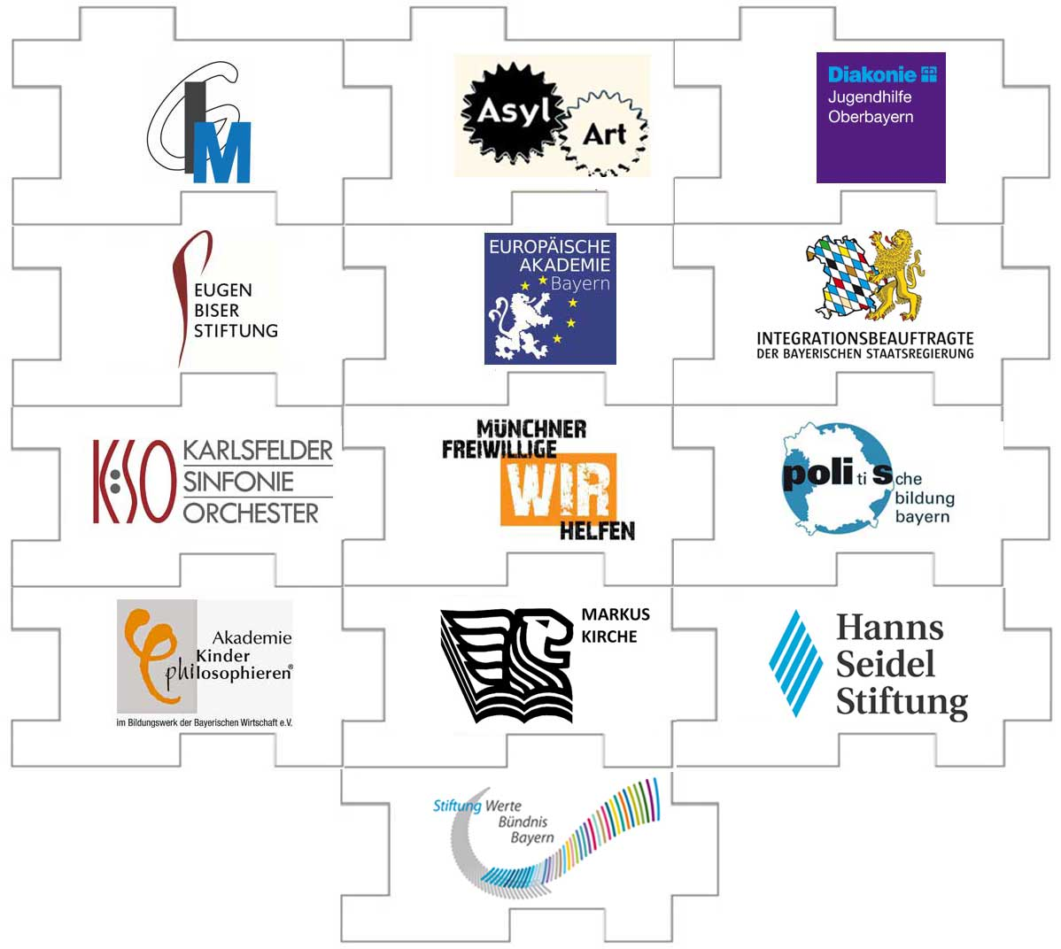 Partner Wertebündnisprojekt