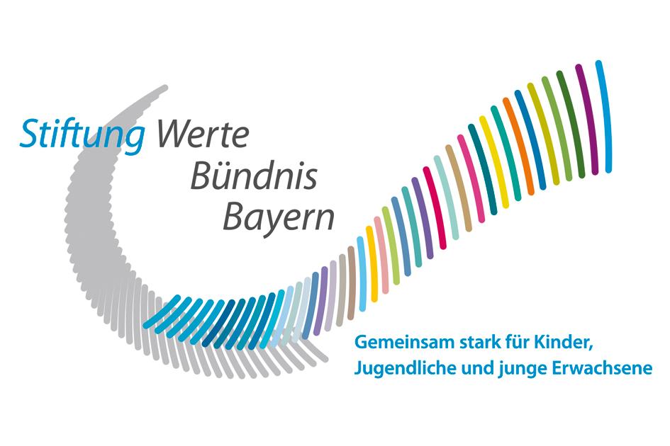 Wertebündniss Bayern Logo
