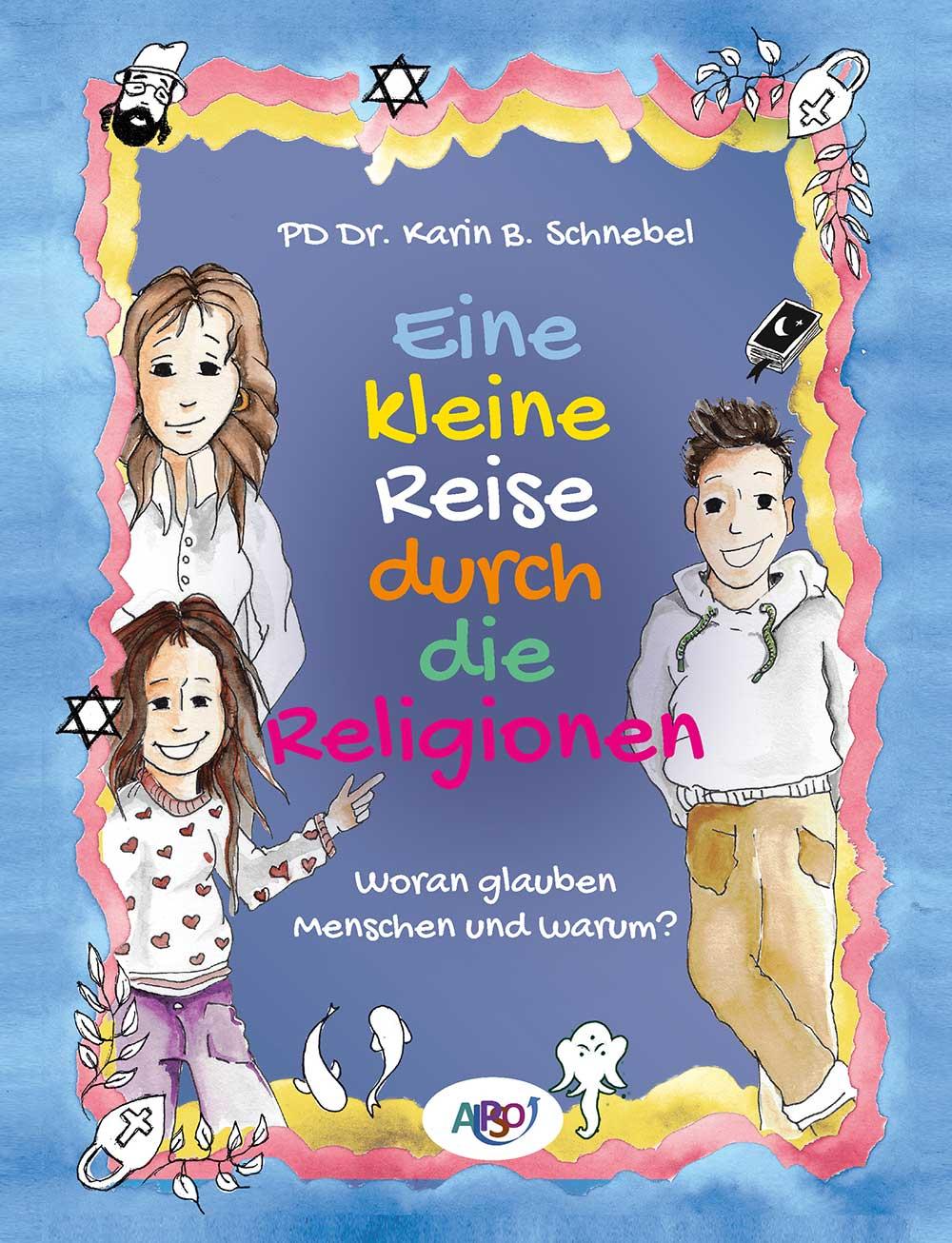 Titelseite: Eine kleine Reise durch die Religionen