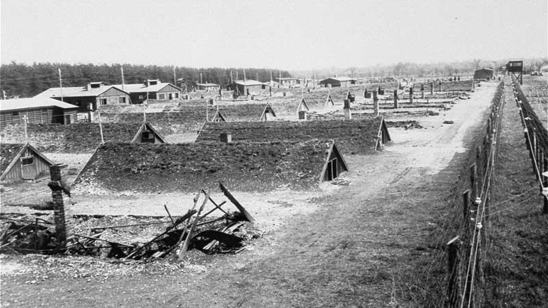 Kaufering: Besuch des KZ-Außenlagers Dachau