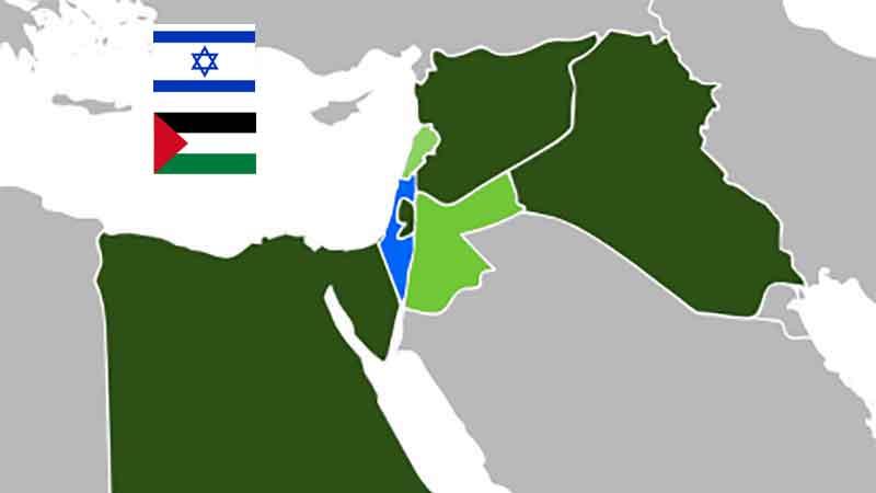 Multiplikatorenworkshop: Länderplanspiel gegen Antisemitismus zum Thema Israel und der Nahostkonflikt