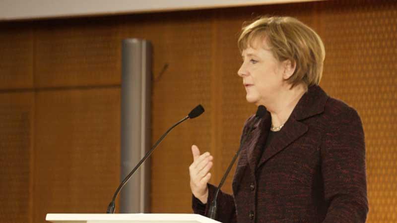 Angela Merkel: Bewältigungskanzlerin der Krisen
