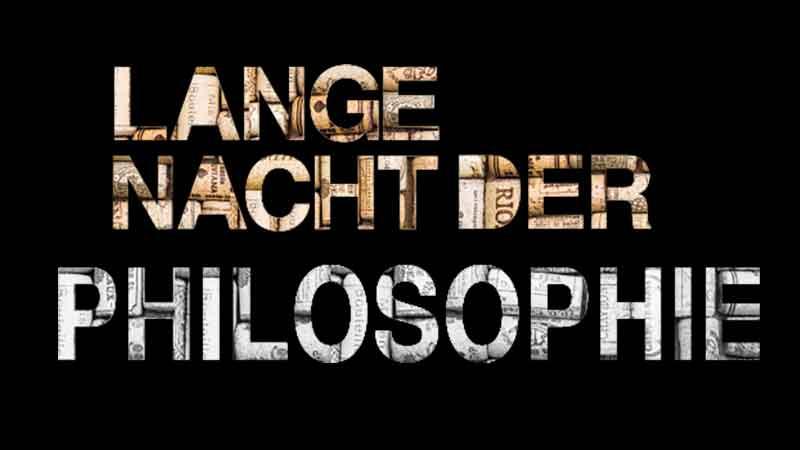 Lange Nacht der Philosophie