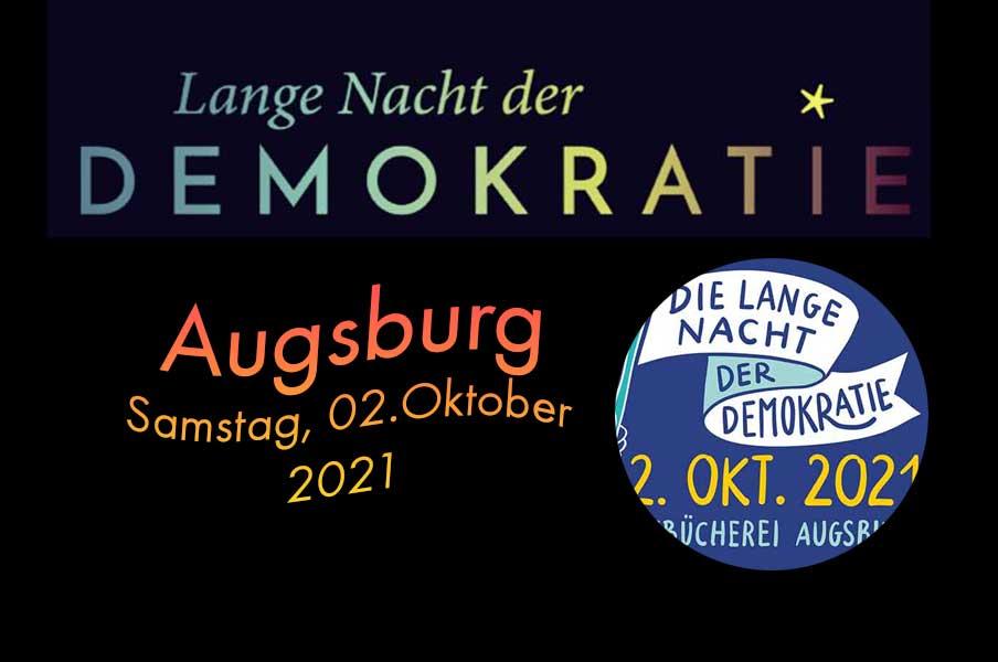 Die Lange Nacht der Demokratie Augsburg