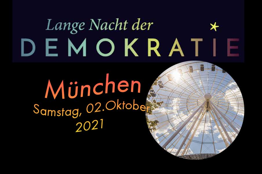 Die Lange Nacht der Demokratie München